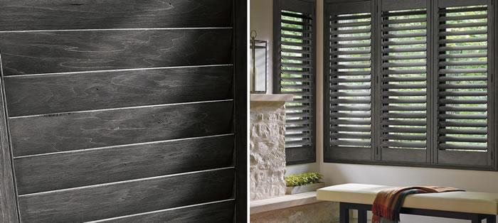 Dallas Real Wood Plantation Shutters