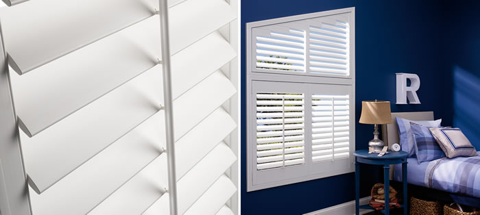 Dallas Polywood Plantation Shutters