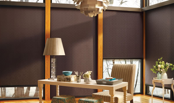 Dallas tx roller shades hunter douglas designer shades for Hunter douglas exterior sun shades