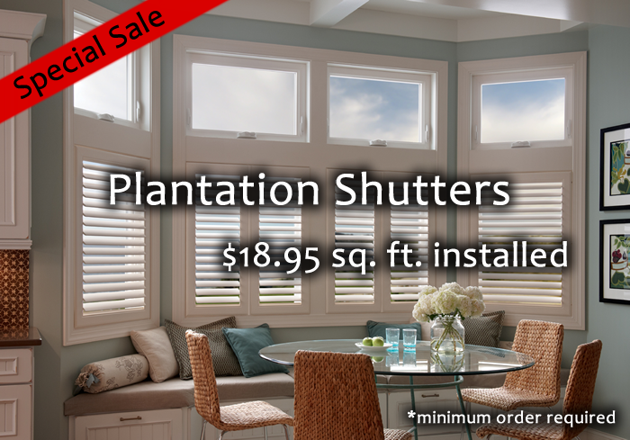 Plantation Shutters Dallas