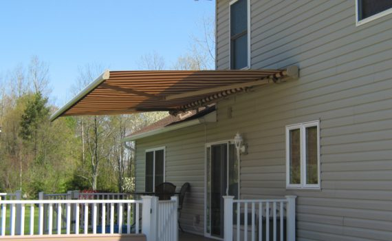 Plano Texas retractable awnings
