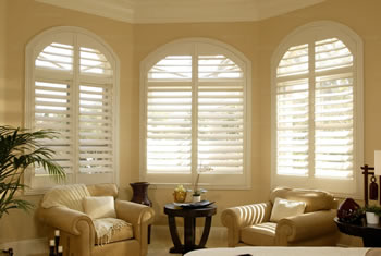 plantation shutter options Dallas, Texas