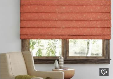 Design Studio Dallas Roman Shades