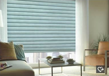 Solera Roman shades Dallas