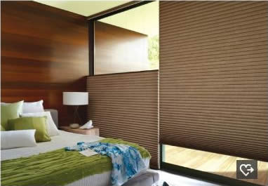 Allustra Hunter Douglas cellular shades