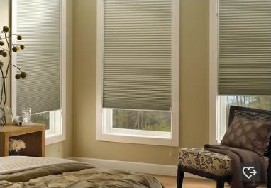 Applause cellular shades