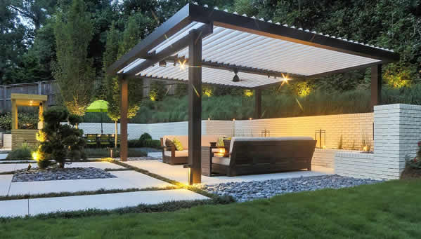 Dallas installer for Equinox louvered roof system