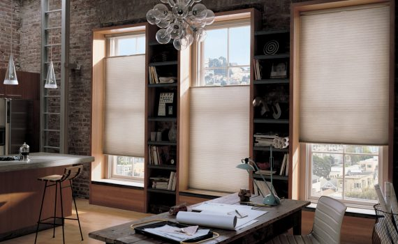 Hunter DOuglas Dallas custom widnow shades