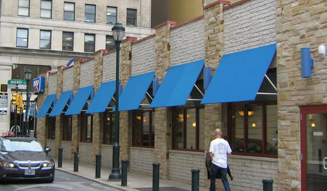 commercial awnings Dallas