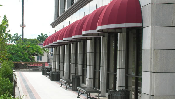 commercial awning company Dallas TX