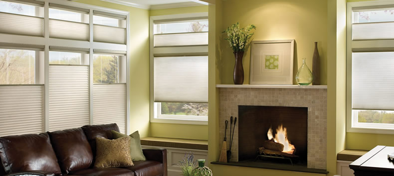 cellular shades, honeycombs Dallas Texas