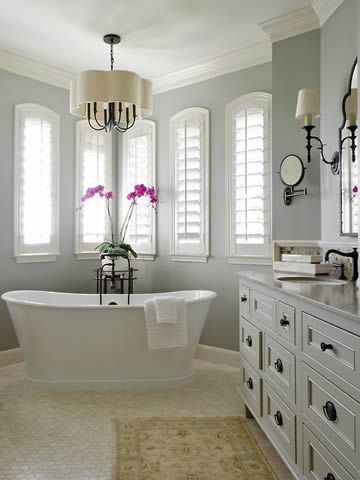 plantation shutters for arched windows